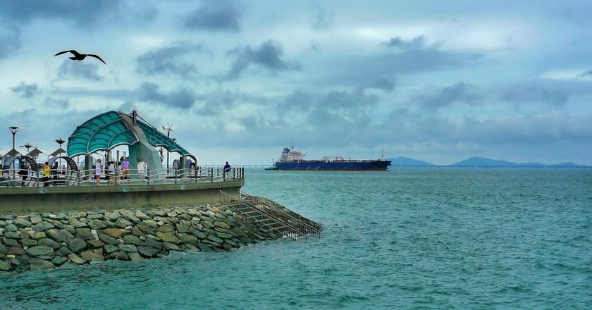 Wolmido Island | © travel oriented / Flickr