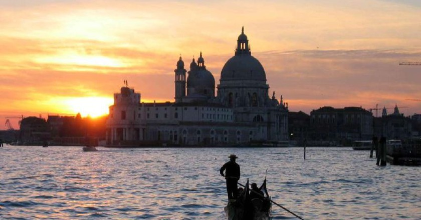 Sunset in Venice | merula/Flickr