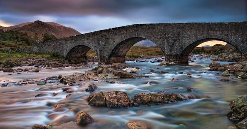 Sligachan Old Bridge | © Oliver Clarke / Flickr