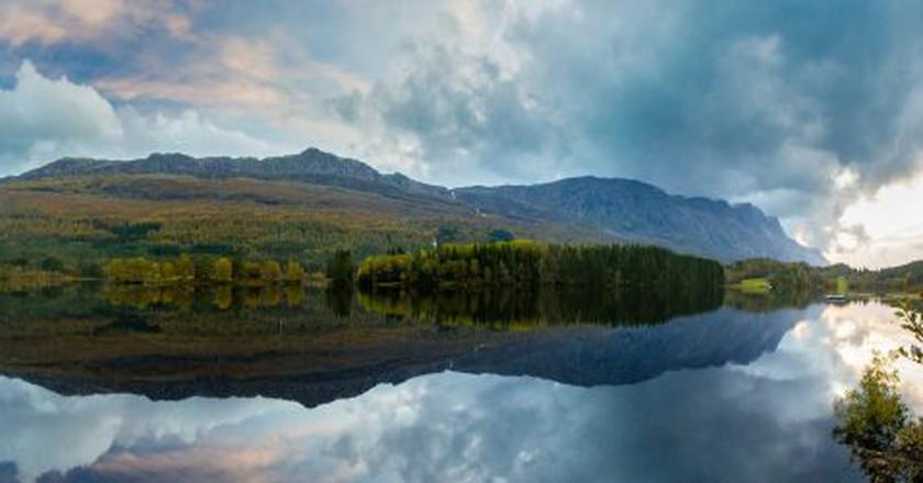 Mountain Panorama © Slindre Skrede / Flickr