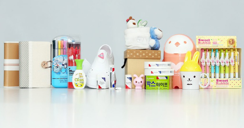 Korean stationery products | © KoreaNet / Flickr