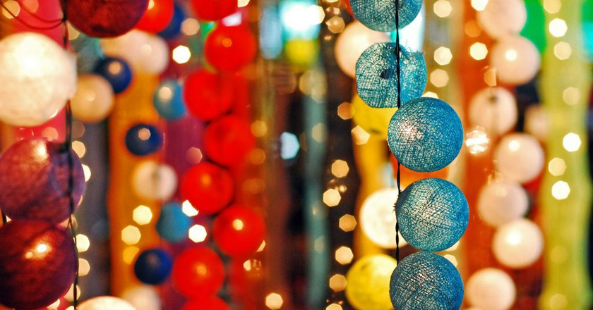 Chiang Mai Night Market, Thailand | © Kat Nienartowicz/Flickr