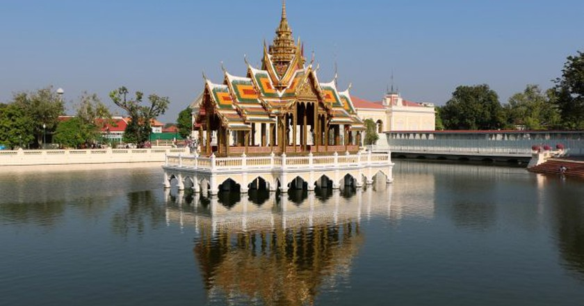 Summer Royal Palace, Thailand | © Juan Antonio Segal/Flickr