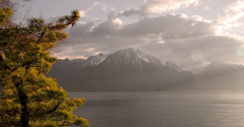 The Swiss Alps   © Sascha Tayefeh /Flickr