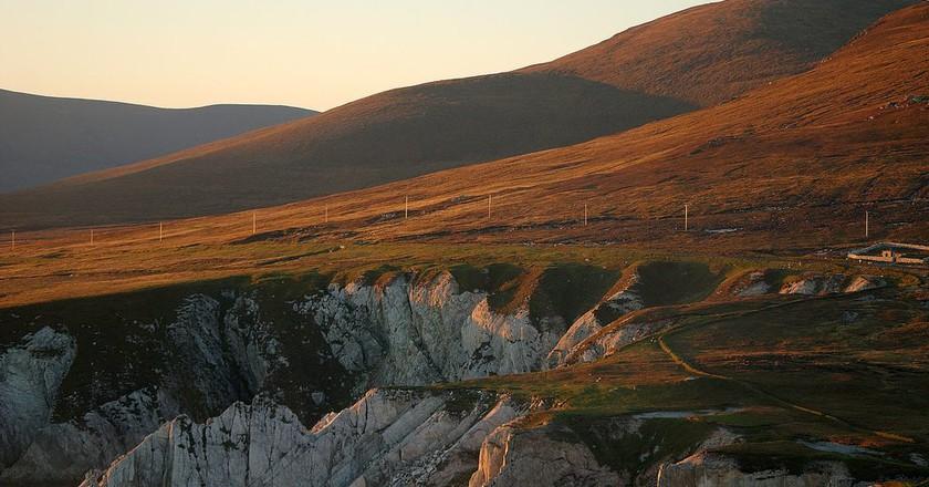 Achill Island sunset   © chb1848/Flickr
