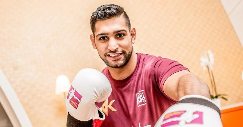 Amir Khan | © Flickr/Boxing AIBA