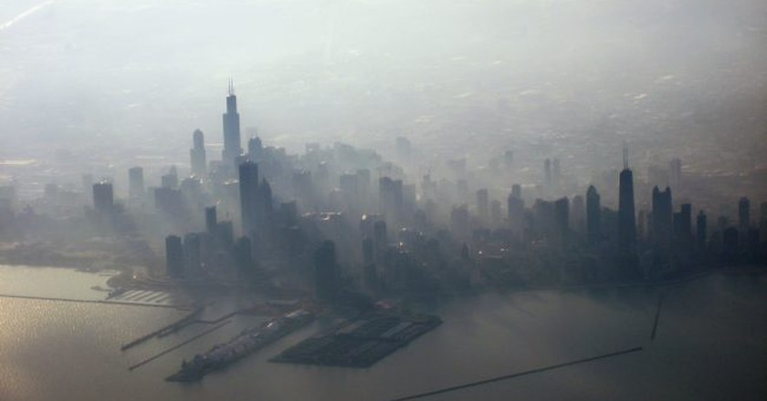 The Windy City name is shrouded in mystery | © David B. Gleason/Flickr