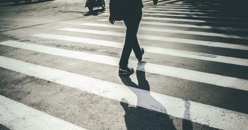 Zebra crossing   © hans-johnson/Flickr