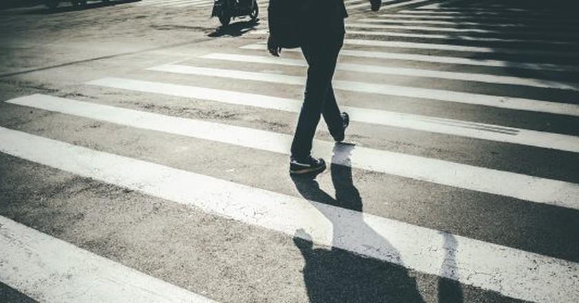 Zebra crossing | © hans-johnson/Flickr