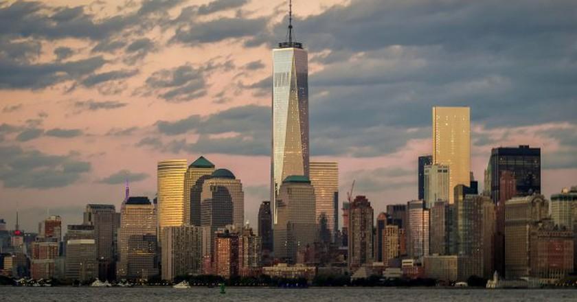 "<a href=""https://www.flickr.com/photos/126654539@N08/23916077264"" target=""_blank"" rel=""noopener noreferrer"">Freedom Tower   ©Phil Dolby / Flickr</a>"