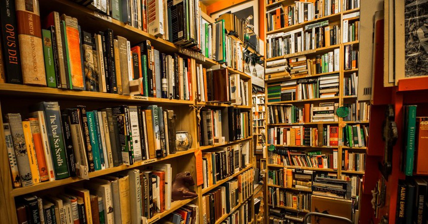 Take your pick of books in Málaga I © rob walsh/Flickr