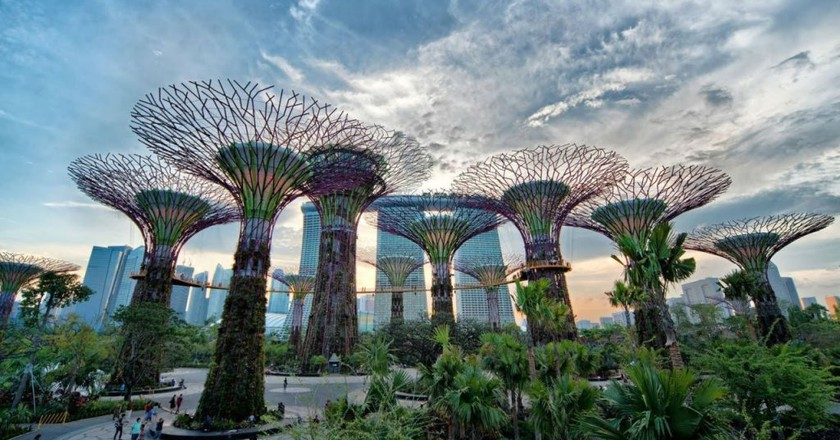Gardens by the Bay, Singapore | ©celebrityabc / Flickr