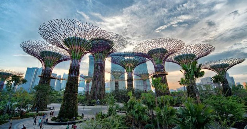 Gardens by the Bay, Singapore   ©celebrityabc / Flickr