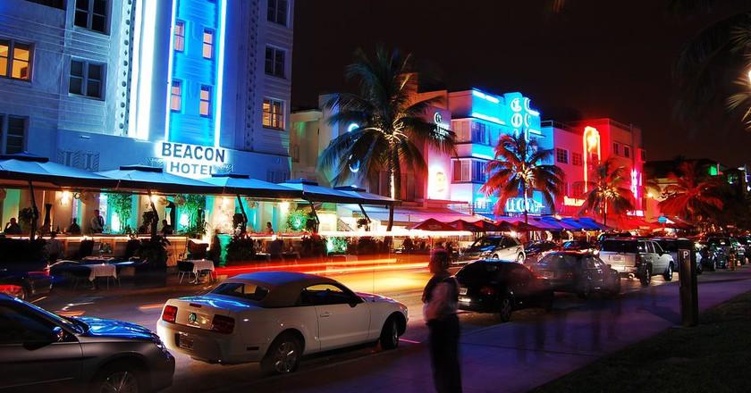 Vibrant Miami Nightlife   © Wyn Van Devanter/Flickr