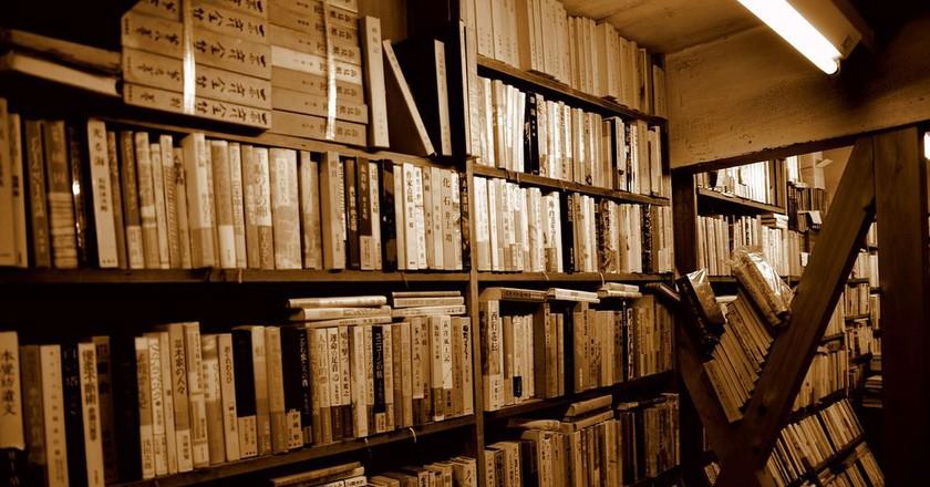 Bookstore |© electricnude/Flickr