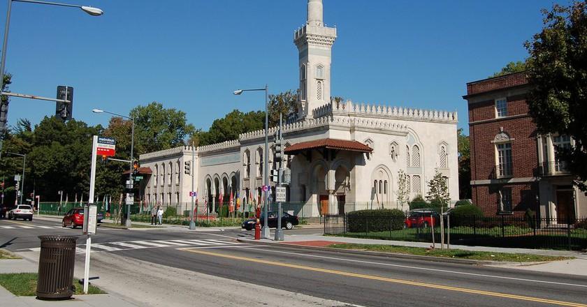 Islamic Center of Washington, D.C.   © John Bointon / Flickr