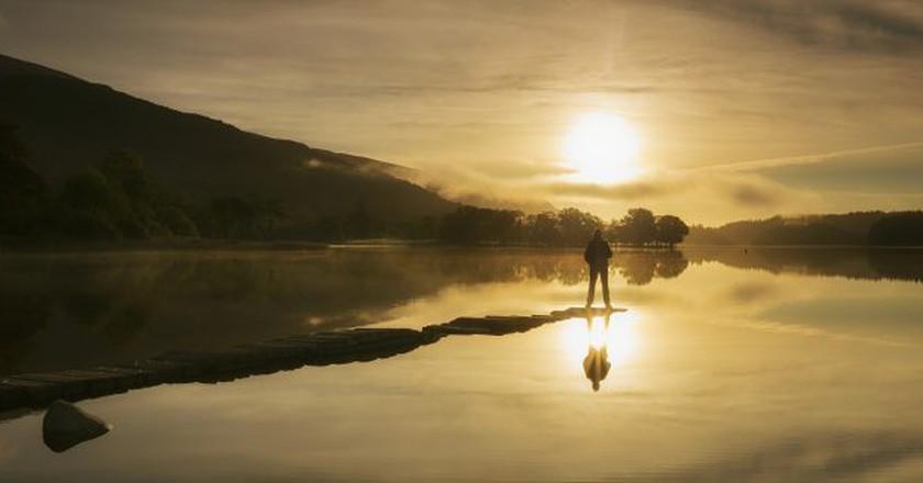 Dawn At Loch Ard, Scotland   © john mcsporran / Flickr