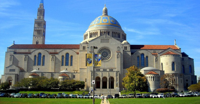 National Shrine | © NCinDC / Flickr