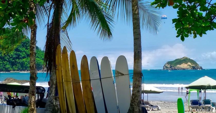 Playa Maracas, Quepos   © F Delventhal/Flickr