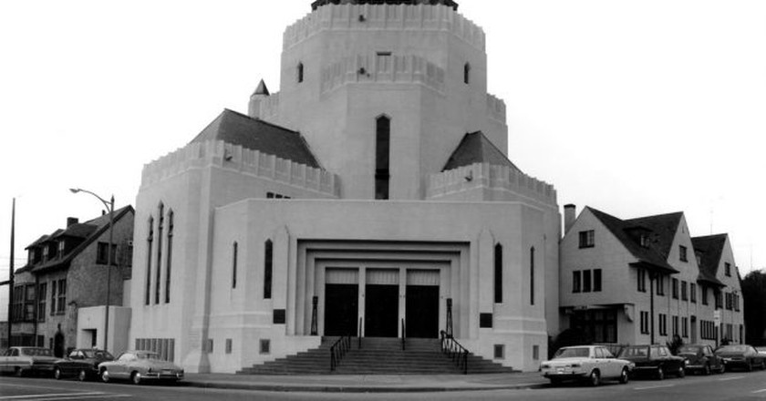 St. James Anglican Church | © City of Vancouver Archives / Flickr