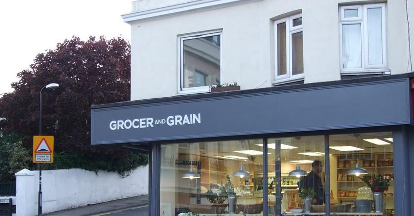 Grocer and Grain | ©Simon/Flickr