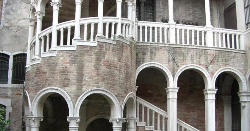 Scala del Bovolo   krisfrye/Flickr