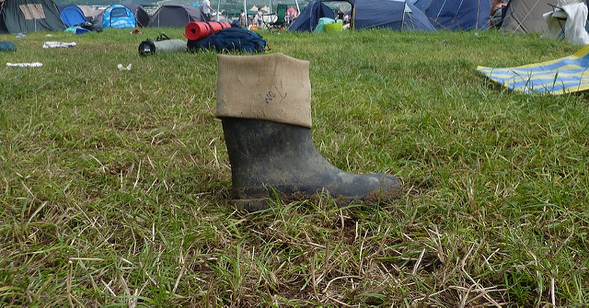 Wellie | © wonker/Flickr