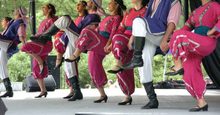 Dabke | © Heather/Flickr