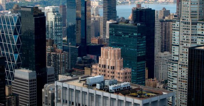 New York Skyline   © rainycity/Flickr