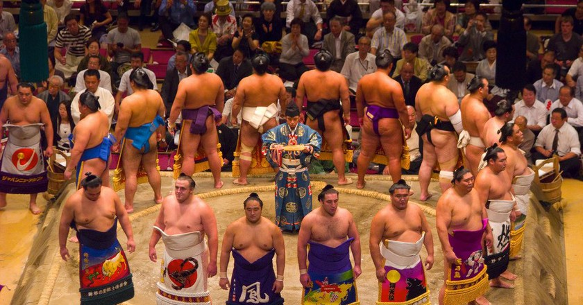 Sumo   © Better Than Bacon / Flickr