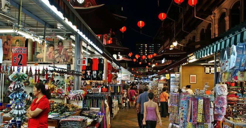Chinatown, Singapore | © Kaizuri Yazid/Flickr