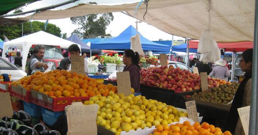 Otara Market, South Auckland | © lyd_f/Flickr