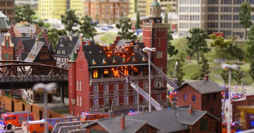 Miniatur Wunderland Hamburg © Alex.ch