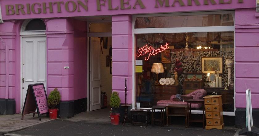 Brighton Flea Market | © DaveBleasdale/Flickr