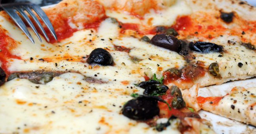 Franco Manca Pizza II | © lilivanili/Flickr