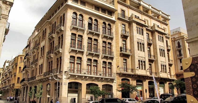 Downtown Beirut | © Francisco Anzola/ Flickr