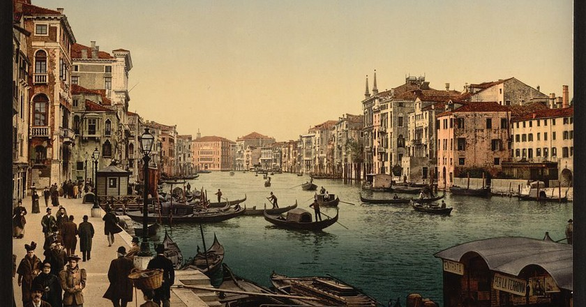 Vintage Venice | library_of_congress/Flickr