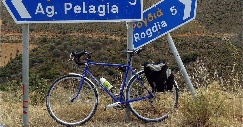 From Rogdia to Ag. Pelagia   | © Grigoris Maravelias/Flickr