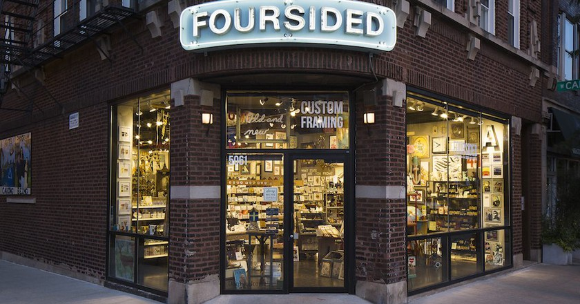Foursided Andersonville   Courtesy of Foursided