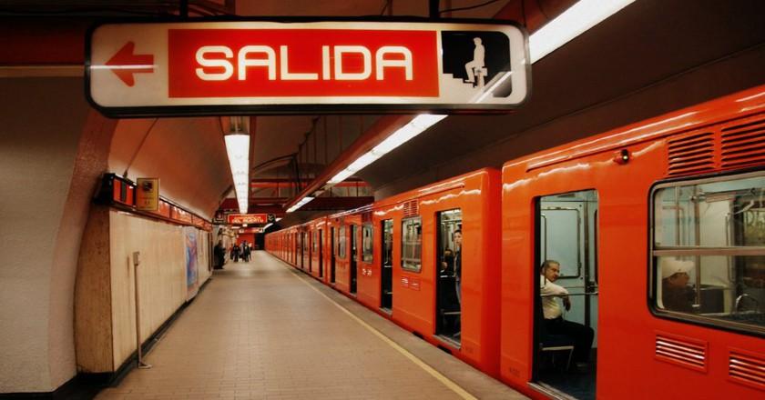 Mexico City metro |© LWYang / Flickr
