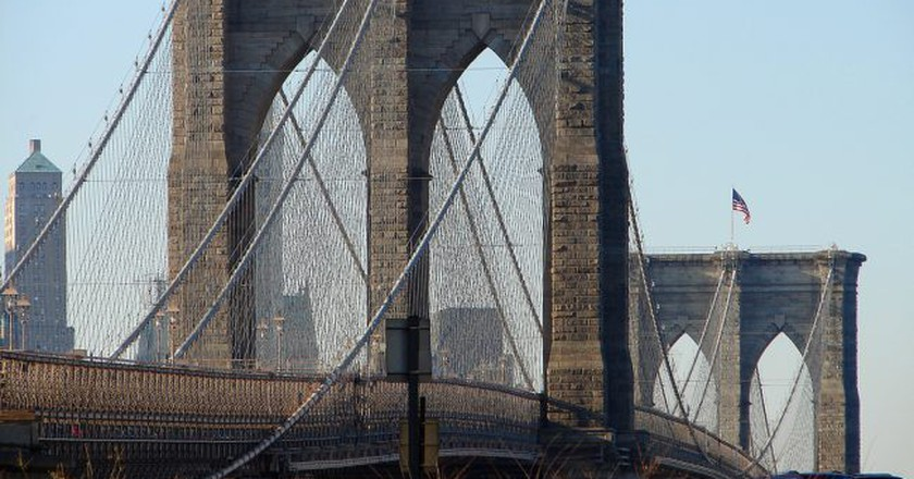 Brooklyn Bridge | © Diego Torres Silvestre / Flickr