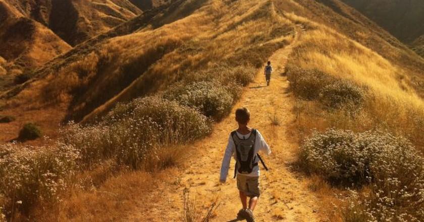 Hiking   © Jeff Turner/Flickr