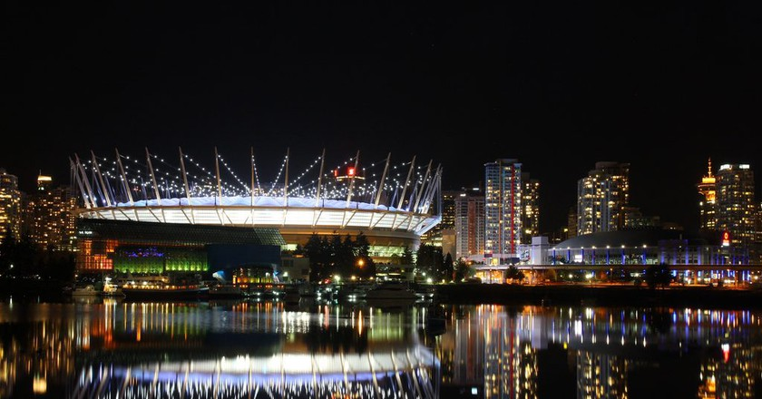 BC Place | © GoToVan / Flickr