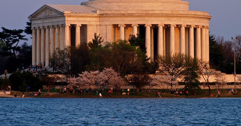 Jefferson Memorial | © Geoff Livingston/Flickr