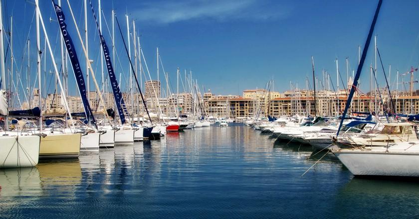 Marseille is a wonderful coastal city with plenty of fantastic places to visit in a 24-hour trip | © Artur Staszewski/Flickr