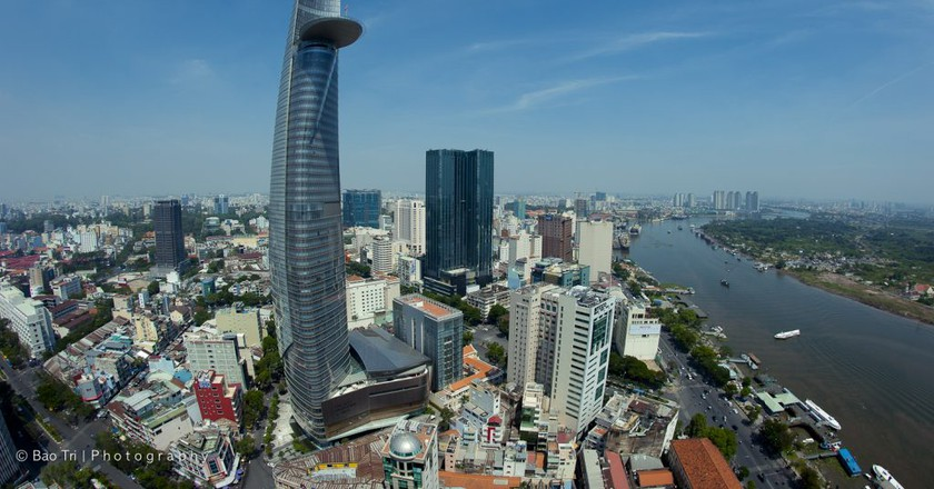 Bitexco Financial Tower | © Tri Nguyen/Flickr