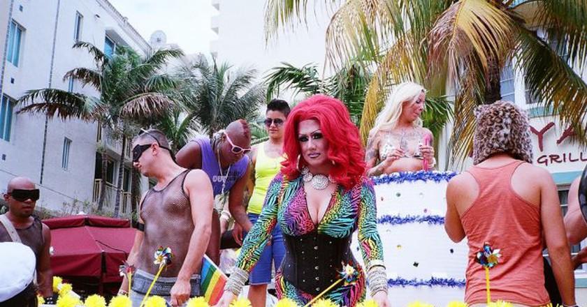 Miami Gay Pride Parade   © Phillip Pessar / Flickr
