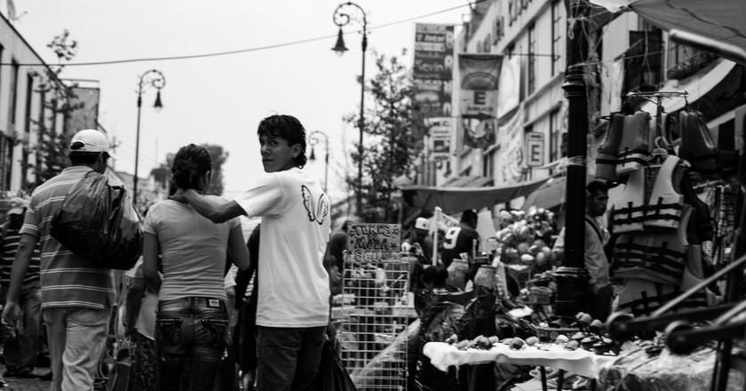 Tepito, the supposed birthplace of cumbia sonidera   © Kasper Christensen / Flickr