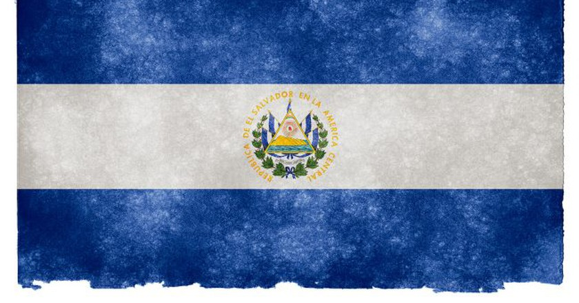 El Salvador Flag | © Nicolas Raymond / Flickr