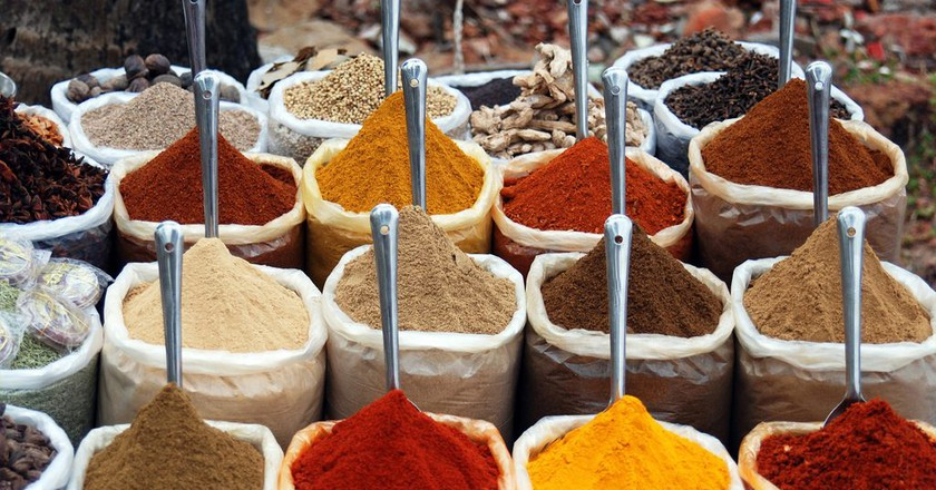 Marseille has many wonderful markets, not least some great herb and spice stalls   © Sara Marlowe/Flickr